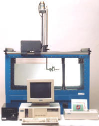Automated Ultrasonics Immersion System